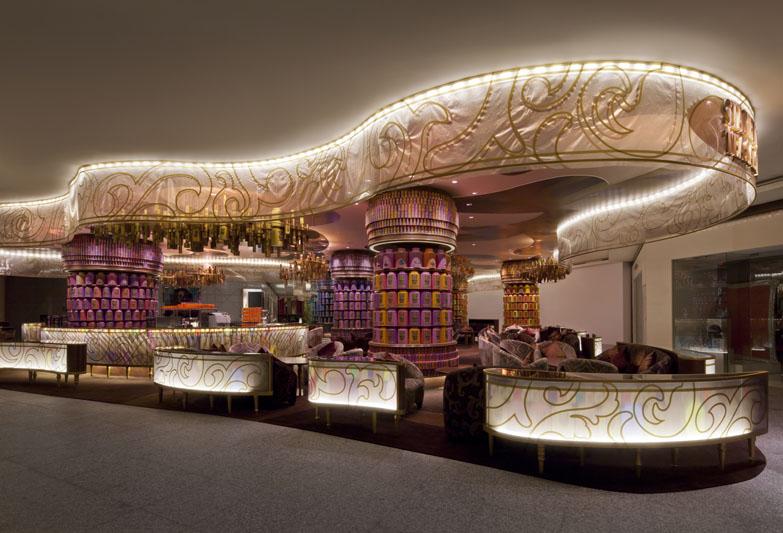 Starhill Tea Salon | Club / Lounge | Works | design spirits co.,ltd.